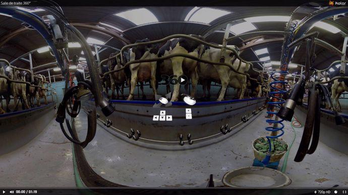 image Vidéo 360°