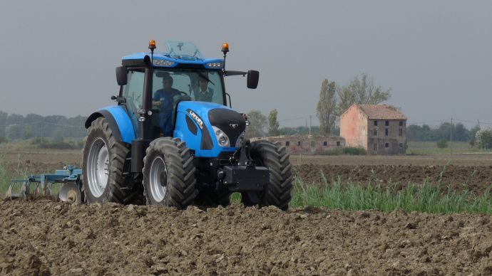 image Argo Tractors