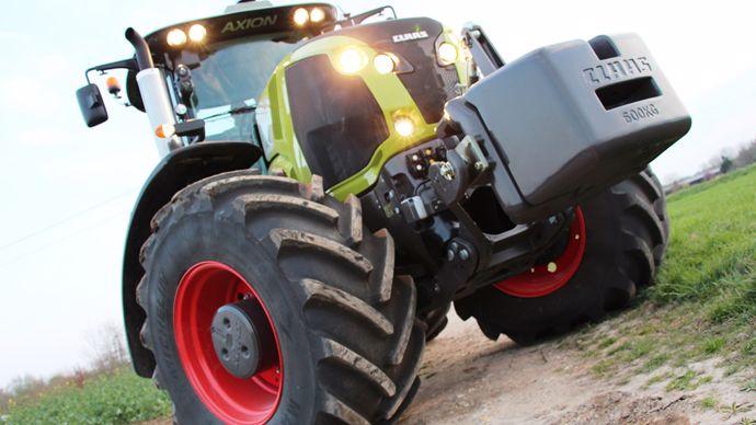 image Tracteur